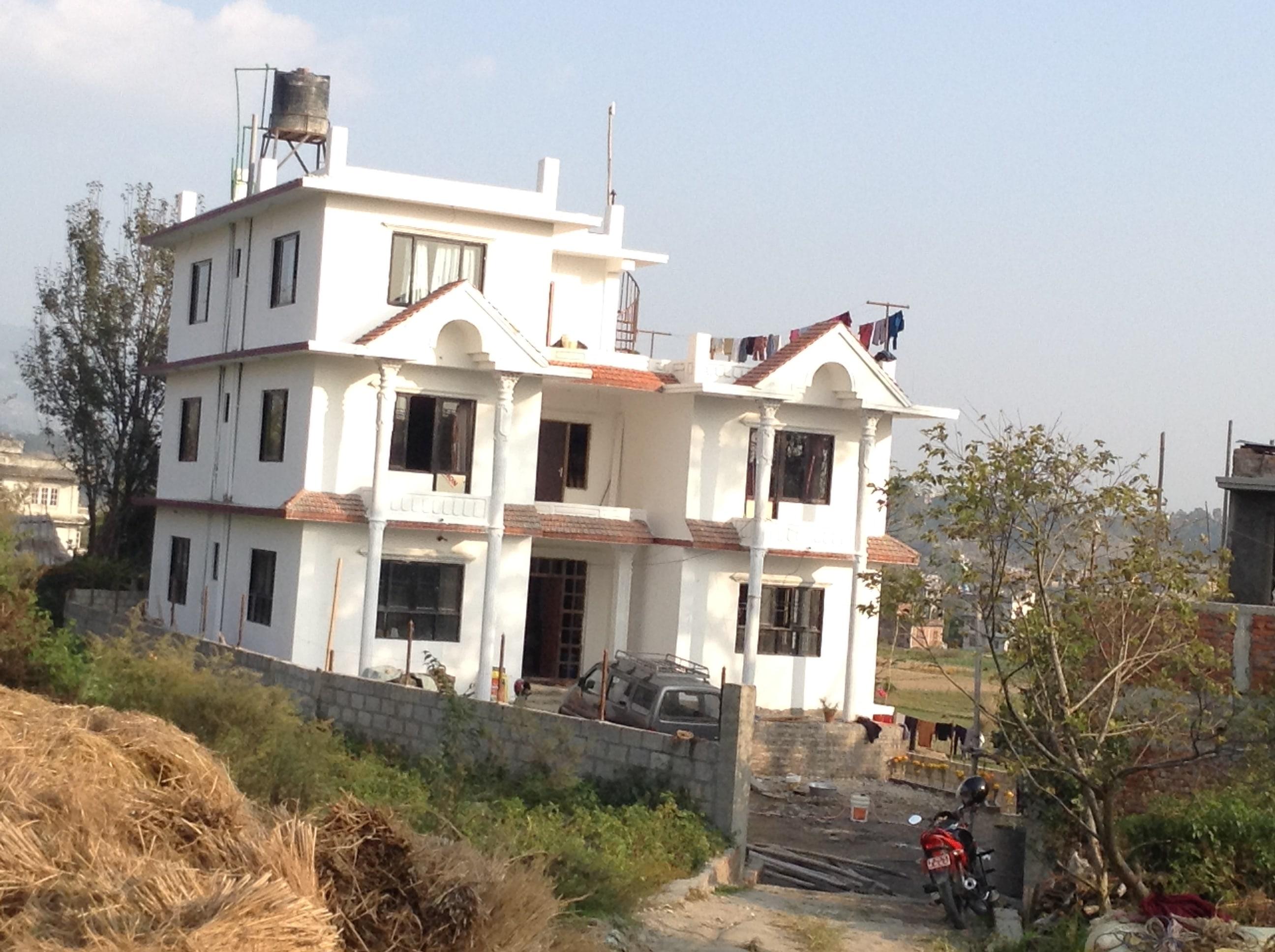 New Family House Friuli Nepal Childrens Welfare Center